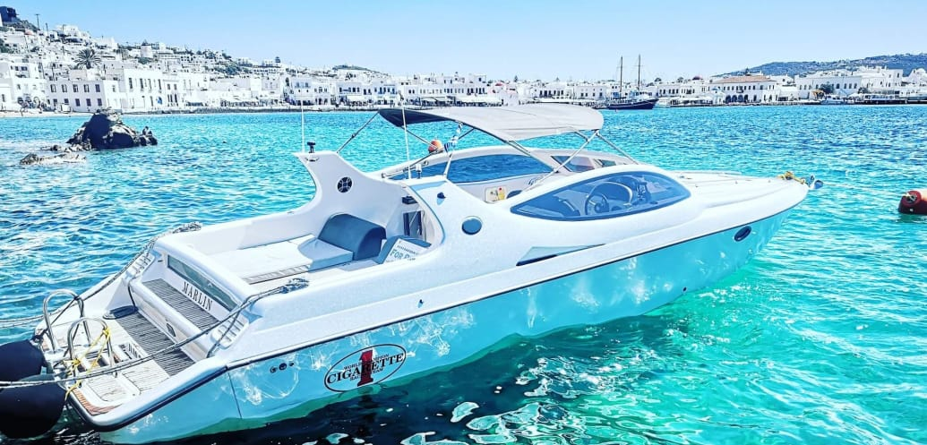 Power Aegean - Speed Boat Tours in Mykonos